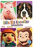 Kids' Favourite Pets Collection [DVD]