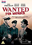 Wanted For Murder DVD