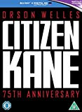 Citizen Kane - 75th Anniversary Edition [Blu-ray] [2016]