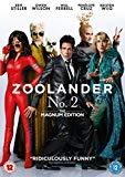 Zoolander 2 [DVD] [2016]