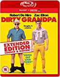 Dirty Grandpa - Uncut Version: Longer & Dirtier [Blu-ray] [2016]