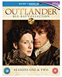 Outlander - Season 1 & 2 Box Set [Blu-ray] [2016]