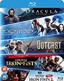 Seventh Son/Dracula Untold/Outcast/Man With The Iron Fists 1 & 2 [Blu-ray] Blu Ray