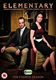 Elementary: The Fourth Season [DVD]