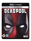 Deadpool [4K Ultra HD Blu-ray + Digital Copy + UV Copy] [2016]