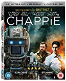 Chappie [4K Ultra HD] [Blu-ray] [2015]