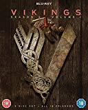Vikings - Season 4 Part 1 [Blu-ray] [2016] Blu Ray