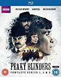 Peaky Blinders - Series 1-3 Boxset [Blu-ray] [2016] Blu Ray