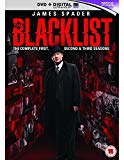 The Blacklist - Season 1-3 [DVD]