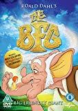 Roald Dahl's The Bfg DVD