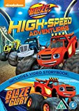 Blaze and the Monster Machines [DVD]