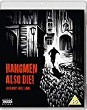 Hangmen Also Die! Dual Format Blu-ray and DVD Blu Ray