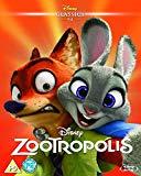 Zootropolis [Blu-ray] [2016] Blu Ray