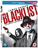 The Blacklist - Season 3 [Blu-ray] Blu Ray