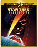Star Trek 9 - Insurrection (Limited Edition 50th Anniversary Steelbook) [Blu-ray] [2015]