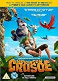 Robinson Crusoe [DVD] [2016]