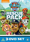 Paw Patrol: 1-3 Rescue Pack  [2016] DVD