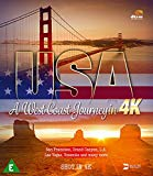 USA - A West Coast Journey in 4K [DVD] [Blu-ray]