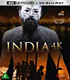 India 4K - Limited Edition [Ultra HD Blu-ray + 3D Blu-ray] [DVD]