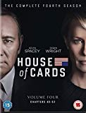 House of Cards - Season 4 [DVD] [2016]