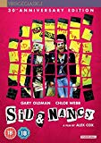 Sid And Nancy [DVD] [2016]