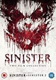 Sinister Double Pack (Sinister/Sinister 2) [DVD]