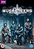 Musketeers - Series 3 DVD