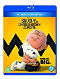 Snoopy And Charlie Brown The Peanuts Movie [Blu-ray + Digital Copy + UV Copy] [2015]