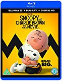 Snoopy And Charlie Brown The Peanuts Movie [Blu-ray 3D + Digital Copy + UV Copy] [2015]