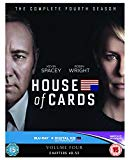 House of Cards - Season 4 [Blu-ray] [2016] Blu Ray