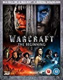 Warcraft (Blu-ray 3D + Blu-ray) [2016]