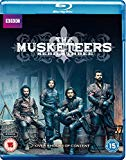 Musketeers - Series 3 [Blu-ray]
