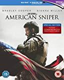 American Sniper (Special Edition) [Blu-ray] [2016] [Region Free] Blu Ray