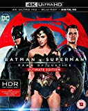 Batman v Superman: Dawn of Justice (Ultimate Edition 4K Ultra HD Blu-ray)