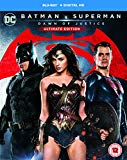 Batman v Superman: Dawn of Justice (Ultimate Edition) [Blu-ray 3D]