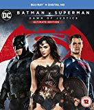 Batman v Superman: Dawn of Justice (Ultimate Edition) [Blu-ray]