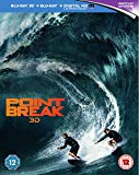 Point Break (Blu-ray 3D) [2016] [Region Free]