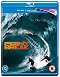 Point Break [Blu-ray] [2016] [Region Free]
