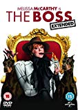 The Boss [DVD] [2015]