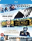 Everest/Steve Jobs/Wolf Of Wall Street/Theory Of Everything/... [Blu-ray]