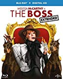 The Boss [Blu-ray] [2015]