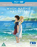 When Marnie Was There (Blu Ray Doubleplay) [Blu-ray] [2016] Blu Ray