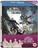 Final Fantasy:  XV Kingsglaive Steelbook [Blu-ray] [2016]