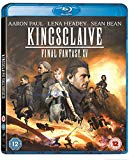 Final Fantasy:  XV Kingsglaive [Blu-ray] [2016]