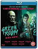 Green Room [Blu-ray]