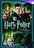 Harry Potter and the Order of the Phoenix (2016 Edition) [DVD]