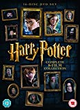 Harry Potter - Complete 8-Film Collection (2016 Edition) [DVD]