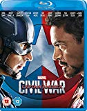 Captain America: Civil War [Blu-ray] [2016]