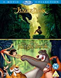 The Jungle Book Live Action and Animation Box Set [Blu-ray]