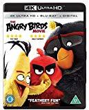 The Angry Birds Movie [4K Ultra HD] [Blu-ray]